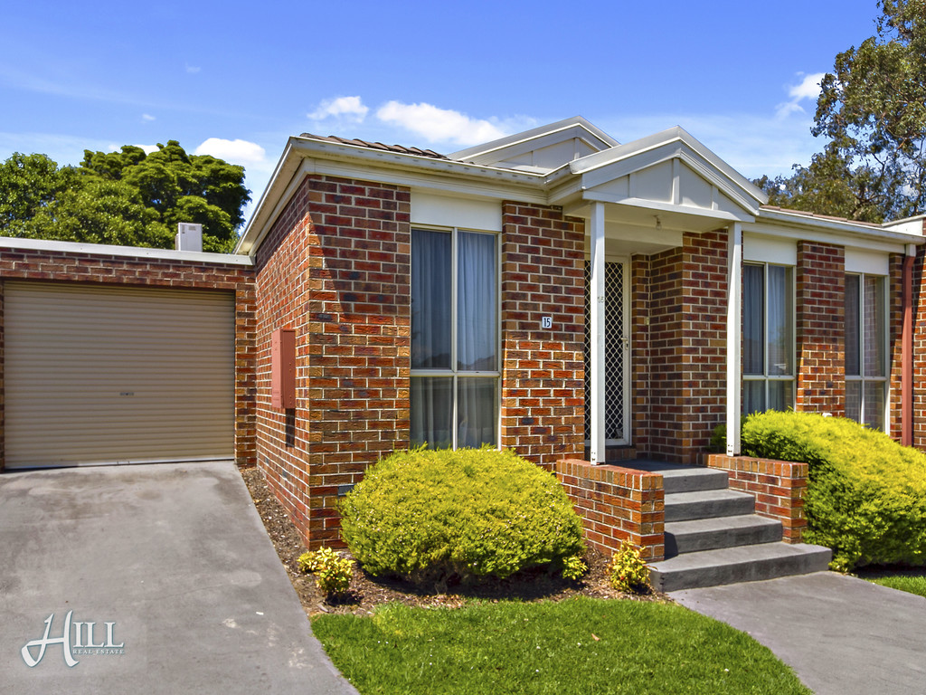 15/407-421 Scoresby Road, FERNTREE GULLY  VIC  3156