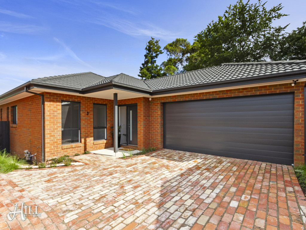 3/18 Tulip crescent, BORONIA  VIC  3155