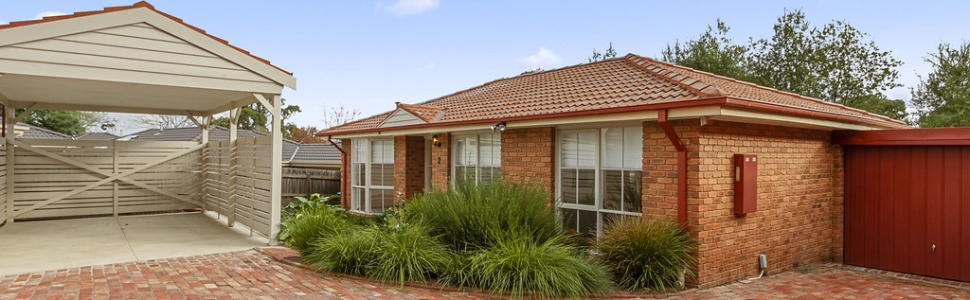 2/18 Tulip Crescent, BORONIA  VIC  3155