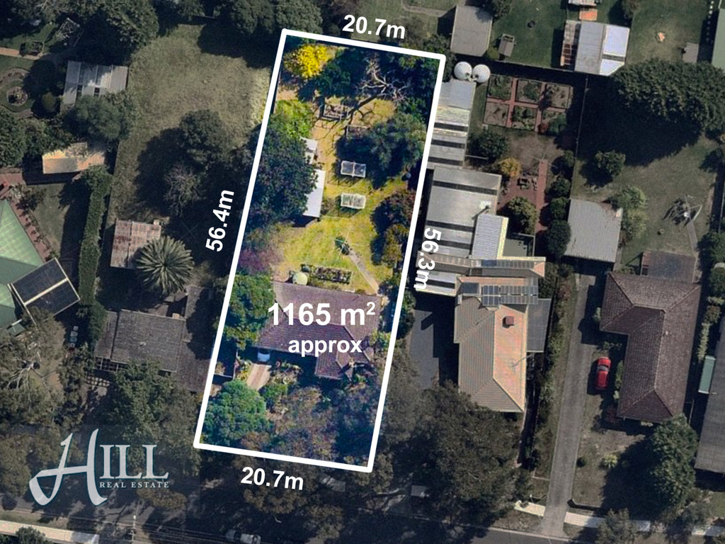 3 Grevillea Avenue, BORONIA  VIC  3155